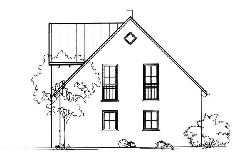 bergamo kmh k hnlein massivhaus gmbh. Black Bedroom Furniture Sets. Home Design Ideas