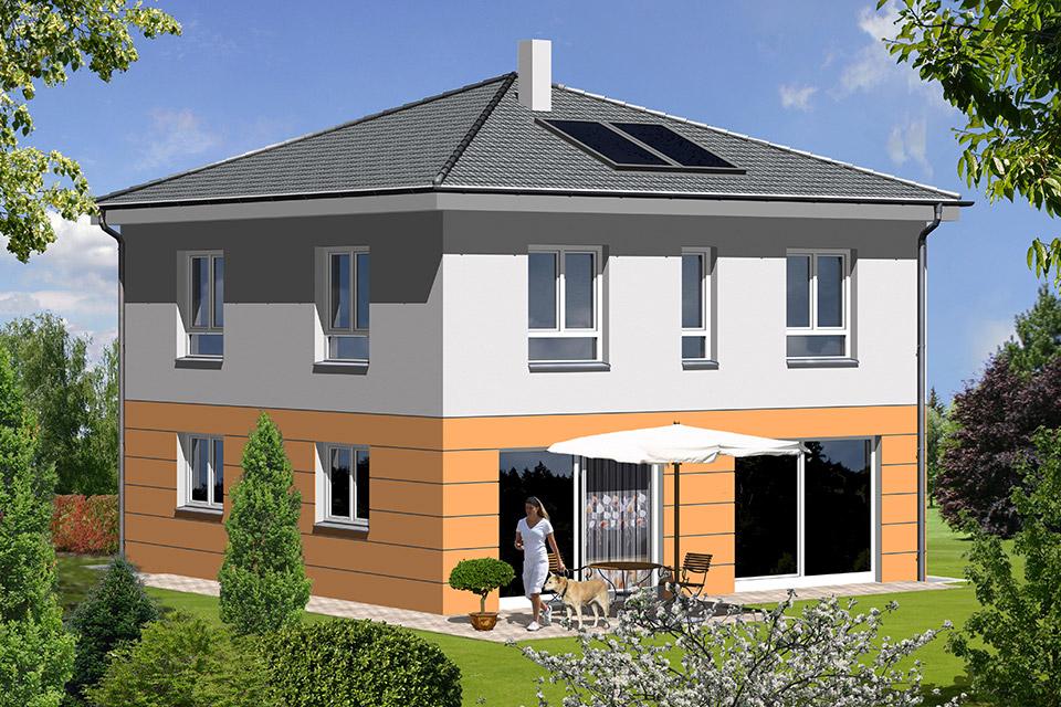 modena kmh k hnlein massivhaus gmbh. Black Bedroom Furniture Sets. Home Design Ideas