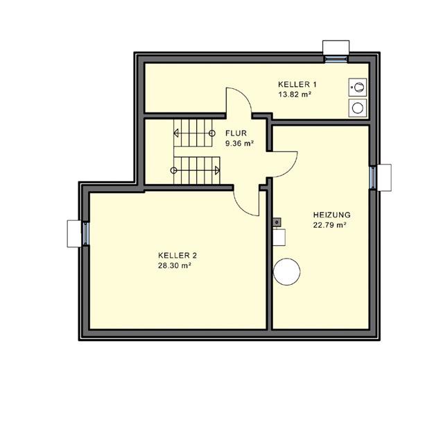 casoria kmh k hnlein massivhaus gmbh. Black Bedroom Furniture Sets. Home Design Ideas