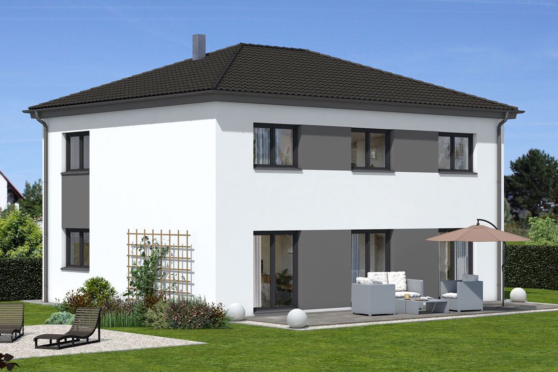 Casa Milá – Aktionshaus   KMH Köhnlein Massivhaus GmbH