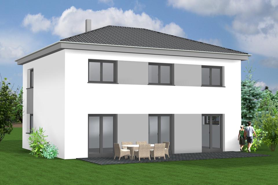 schl sselfertige massivh user kmh k hnlein massivhaus gmbh. Black Bedroom Furniture Sets. Home Design Ideas